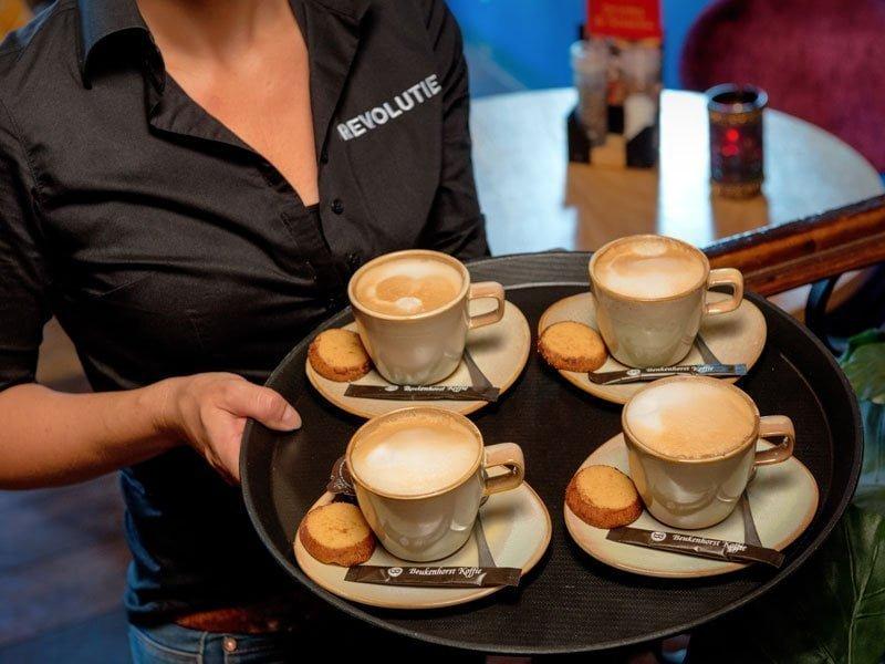 De Revolutie Winterwijk Beukenhorst Koffie