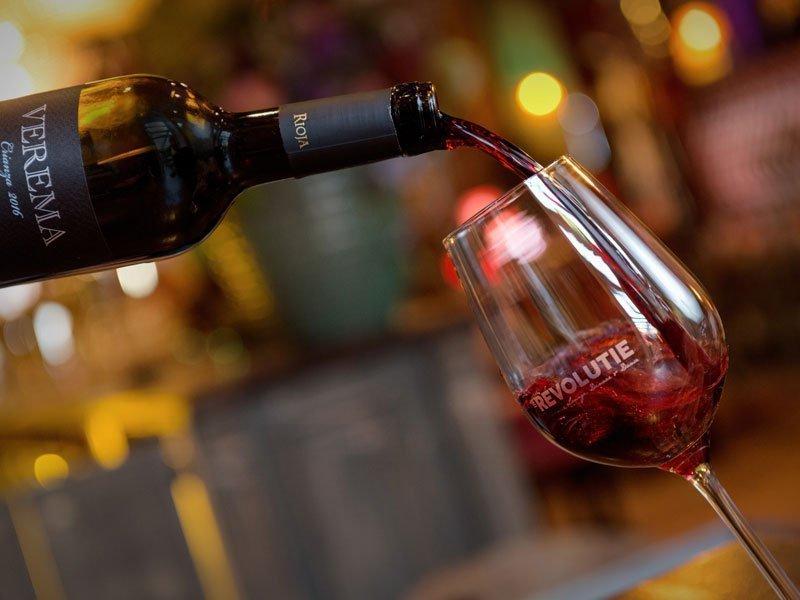 De Revolutie Winterwijk Rode Wijn